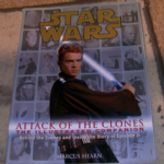 STAR WARS Episode 2 ATTACK OF THE CLONES ILLUSTRATED COMPANION behind scenes